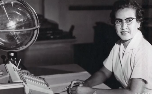 Katherine Johnson Nasa